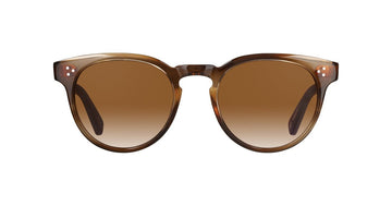 Garrett Leight - Boccacio - Khaki Tortoise - Yellow Brown Gradient - Niche Bazaar Studio