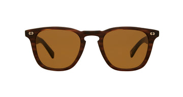 Garrett Leight | Brooks X Sun - Matte Brandy Tortoise/Pure Brown - Niche Bazaar Studio