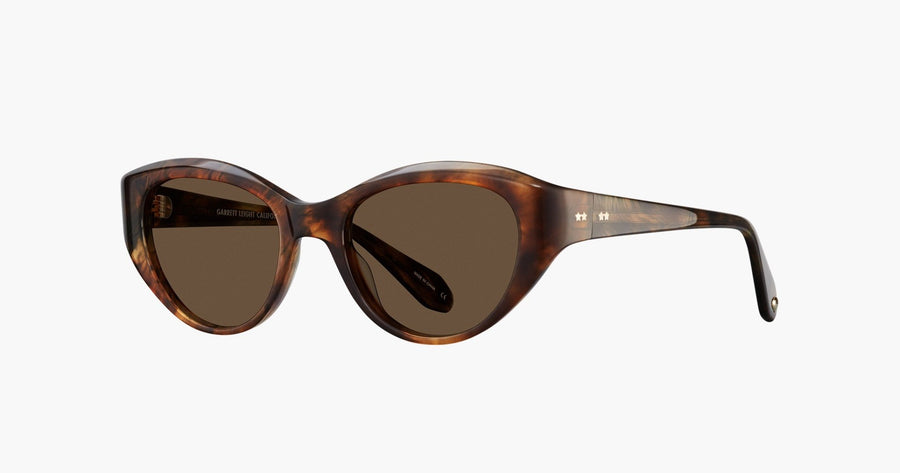 Garrett Leight - Del Rey - Feather Tortoise - Niche Bazaar Studio