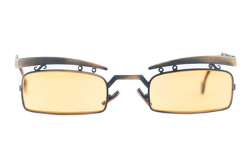 L.A. Eyeworks - Caruso Antique Brushed Gold - Niche Bazaar Studio