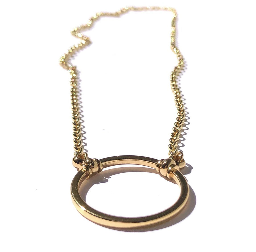 La Loop | The Gold Mini Chain - Niche Bazaar Studio