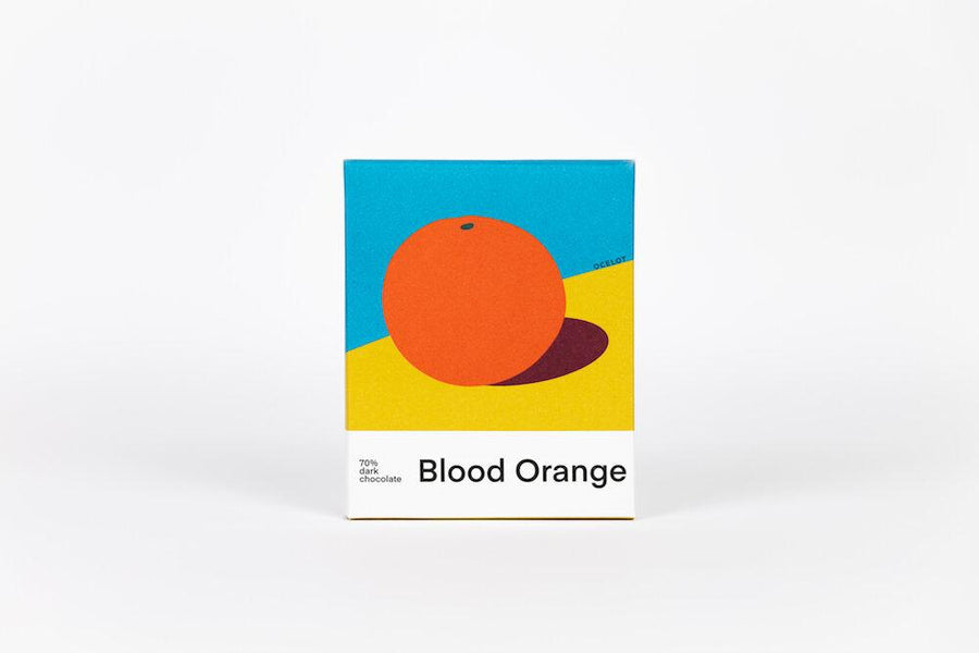 Ocelot Chocolate - Blood Orange - Niche Bazaar Studio