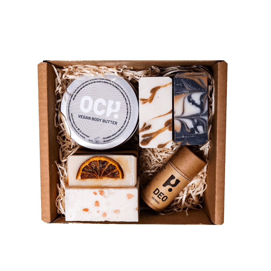 Och! Vegan | Essentials Gift Box | - Niche Bazaar Studio