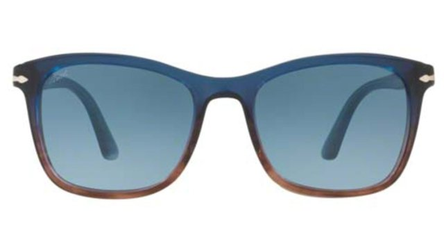 Persol 3192s - 1010q8 Sunglasses Gradient Blue Striped Brown - Niche Bazaar Studio