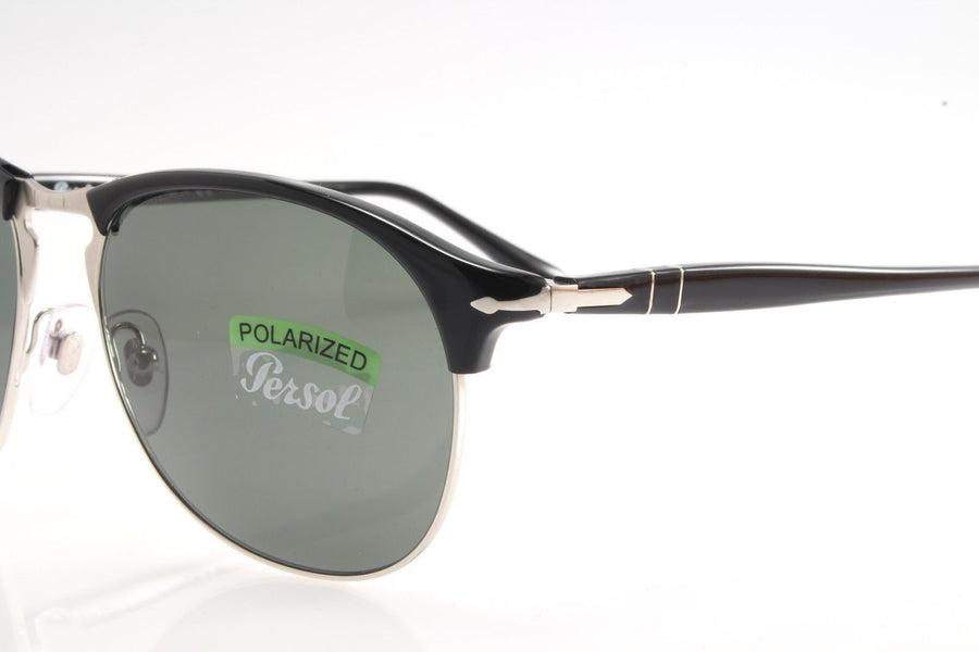 Persol 8649S 95/58 56 Black Green Crystal Polarised - Niche Bazaar Studio