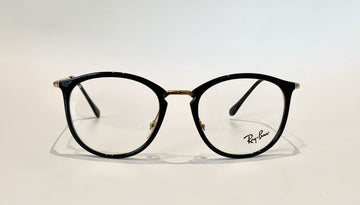 Ray-Ban | Black Acetate and Gold - Niche Bazaar Studio
