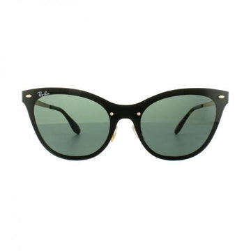 Ray-Ban - Blaze Cateye - Gold / Green - Niche Bazaar Studio