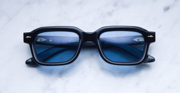 Sandro - Jasper with aqua lenses (pictured in blue) - Niche Bazaar Studio
