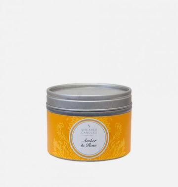 Shearer Candles | Amber & Rose | Small - Niche Bazaar Studio