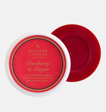 Shearer Candles | Cranberry and Ginger Wax Melt - Niche Bazaar Studio