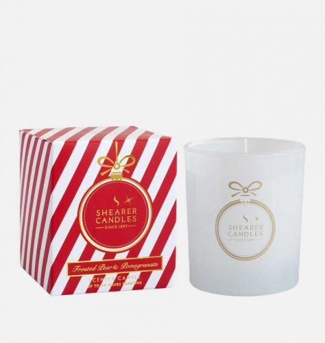 Shearer Candles | Frosted Pear & Pomegranate | Gift Box - Niche Bazaar Studio