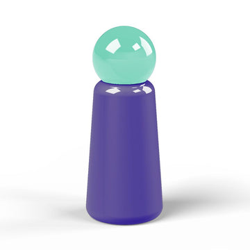 Skittle Bottle | Mini | Indigo and Turquoise - Niche Bazaar Studio