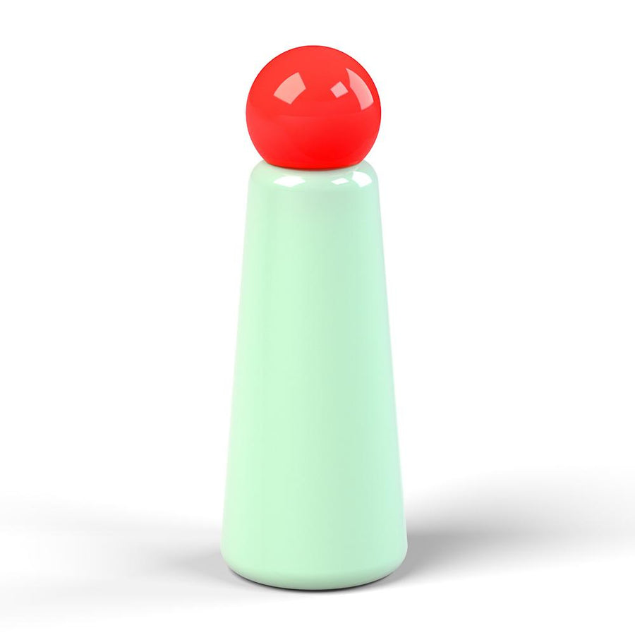 Skittle Bottle | Original | Mint and Coral - Niche Bazaar Studio