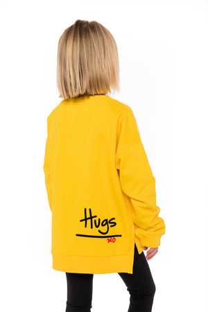 Kids Yellow Sweater
