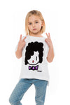Kids White T-Shirt