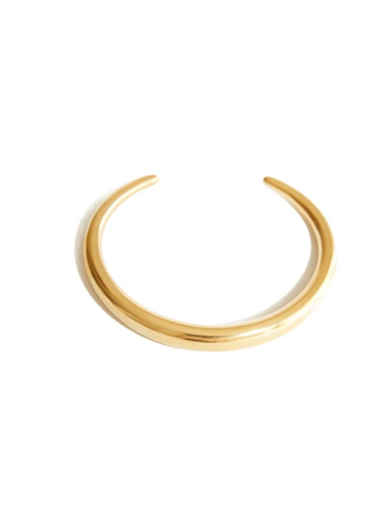 BEAUDINE LARGE BRACELET GOLD
