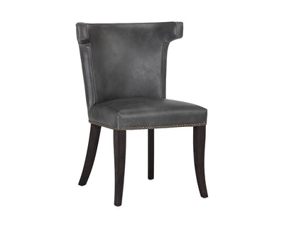 Roldan Dining Chair - Overcast Grey set of 2