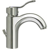 BRYNLEE Polished Chrome Single Hole/ Single Lever Lavatory Faucet