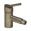 ALIVIA Centurion Nickel Single Lever Bidet Faucet w/ Pop-up Waste