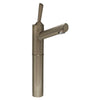 "ALITA  Centurion Nickel Elevated Faucet w/ 7"" Extension"