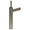 "ALLEGRA Centurion Nickel Stick Handle Faucet w/ 7"" Extension"