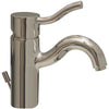 CANDIDA Venus Single Chrome Hole/ Lever Faucet w/ Pop-up Waste