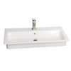 "Harmony 47"" Drop-in wash basin"