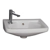 Mirna Wall-Hung Basin