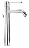 Elba single handle lavatory faucet in Chrome