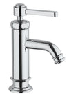 Firenze single lever handle lavatory faucet in Chrome