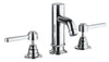 Firenze widespread lavatory faucet in Chrome