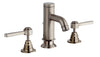 Firenze widespread lavatory faucet in Brushed Nickel