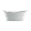 Noreen Acrylic Dbl Slipper Tub