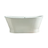 Wakely Cast Iron Tub w/ Base