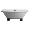 Barclay Athens Cast Iron Tub 67 No