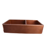Pandan 42 Dbl Bowl Farm Sink
