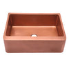 Barclay Barroca 33 Copper Farmer Sink