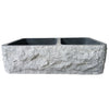 Barclay Brandi 36 Granite Dbl Bowl