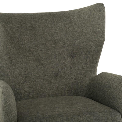 kacy-hunter-green-tweed-occasional-chair