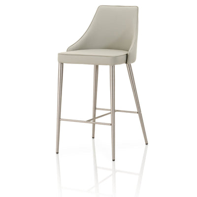 Cohen barstool Light Gray set of 2