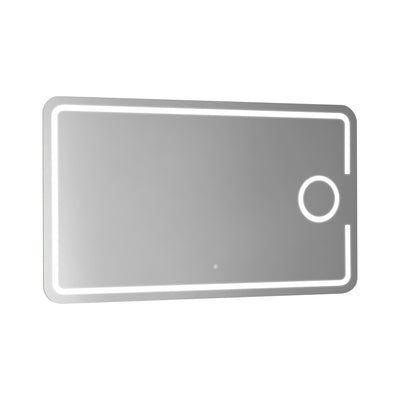 "Kube Magno 48"" LED Mirror"