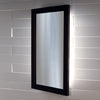 Lacava Eleri Wall Mount Mirror 10 Brushed s. Steel