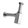 Lacava Julianne Square Bottle Trap Faucets Polished Chrome