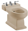 TOTO® Lloyd® Deck Mount Vertical Spray Flushing Rim Bidet, Sedona Beige - BT930B#03