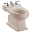 TOTO® Lloyd® Deck Mount Vertical Spray Flushing Rim Bidet, Sedona Beige - BT930B#12