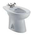 TOTO® Piedmont® Single Hole Deck Mounted Faucet Bidet, Colonial White - BT500AR#