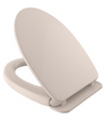 TOTO SoftClose Non Slamming, Slow Close Elongated Toilet Seat and Lid, Sedona Beige - SS124#12