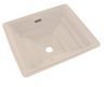TOTO® Aimes® Rectangular Undermount Bathroom Sink with CeFiONtect™, Sedona Beige - LT626G#12
