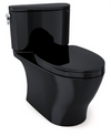 TOTO® Nexus® 1G® Two-Piece Elongated 1.0 GPF Universal Height Toilet with SS124 SoftClose Seat, WASHLET+ Ready, Ebony - MS442124CUF#51