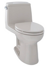 TOTO® UltraMax® One-Piece Elongated 1.6 GPF ADA Compliant Toilet, Sedona Beige - MS854114SL#12